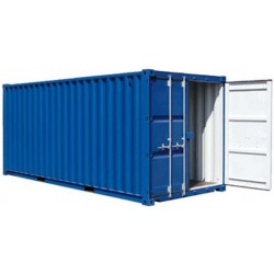 Noleggio Box container